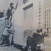 Kisfilm a Kertvárost építő panelszerelő munkásokról - 1987. június