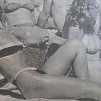 Az orfűi strandon járt a Közösségi Televízió stábja - 1988. június