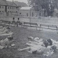 Helyzetjelentés a Hullám fürdőből - 1988. június