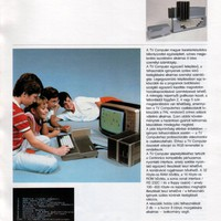 Szíjjártó Zoltán szakmunkástanuló nyerte a szakmunkásképzők számítástechnikai versenyének megyei döntőjét - 1990. március