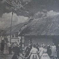 Május elseje Pécsett - 1986