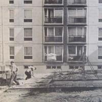 Lazsáló munkások és egy új játszótér - Ismét a Rózsadombon járt a KTV kamerája - 1988. október