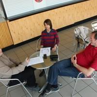 Interjú Katona Ágnessel és Németh Károllyal, a Közösségi Televízió egykori műsorvezetőivel