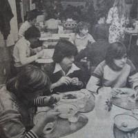 A népi ellenőrzés tapasztalatai a Piros ABC-ben és a Piroska presszóban - 1988. március