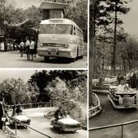 Visszatértek a nagyjavításról a kisvasút járművei - 1986. április