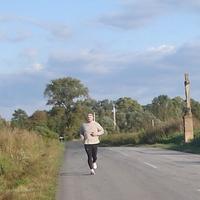22 km run