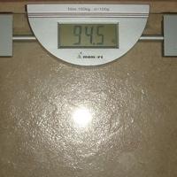 95 kg + második kombo tréning