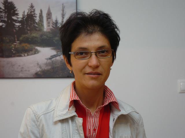 2007 szeptember. Florina Ilis (RO): Pécsi Napló
