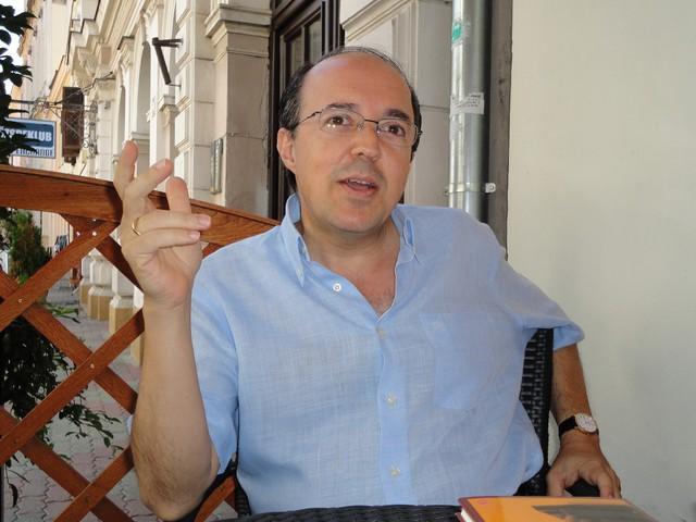 2011 augusztus. José Carlos Carmona (SPA): A kisgyermek