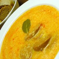 Savanyú rántott leves