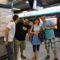 Városnézés, és az első éjszakai Peking