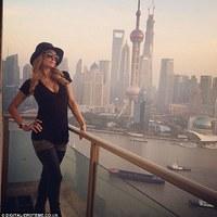 A nap fotója: Paris Hiltonnak fogalma sincs a kínai kajákról