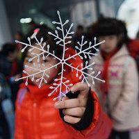 Rekordhideget visz délre a Kínán átvonuló fagyos szél