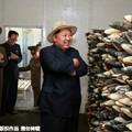 Kim Dzsong Un szereti a lazacot!