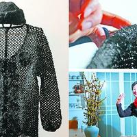 11 évig kötött egy pulóvert a saját hajából egy kínai nő