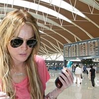 Ellopták Sanghajban Lindsay Lohan laptopját - tele volt meztelen fotóval