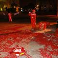 Hainan tartományban 20 tonna tűzijáték hulladékot takarítottak el a kínai újév első napján