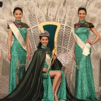 A hongkongi Grace Chan nyerte a Miss Chinese 2014 szépségversenyt