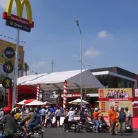 Megnyílt az első McDonald's Vietnamban