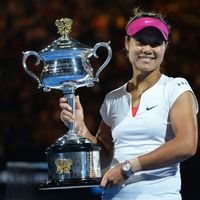 Li Na nyerte az Australian Opent