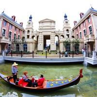 Átadták hétvégén Kína Velencéjét
