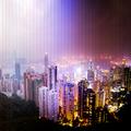 Sanghaj és Hongkong időszeletkéi