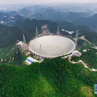A délnyugat-kínai Kujcsou tartományban felállított FAST rövidesen dolgozni kezd