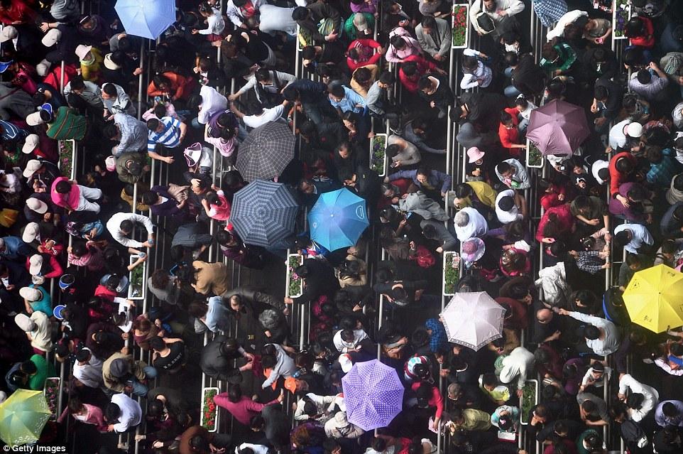 Sanghaj, a Kínai Pavilon 2010-ben