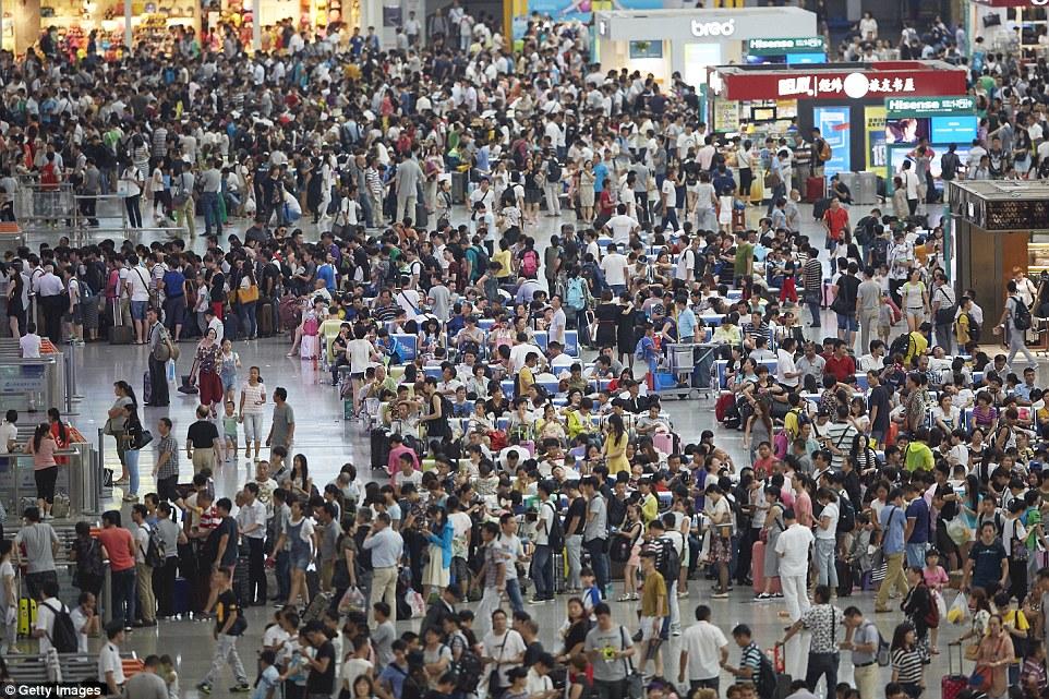 A sanghaji Hongqiao vasútállomás