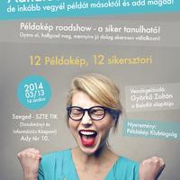 Nagyágyúk és Példaképek - Szeged, jövünk!