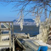 A jégszobrászok
