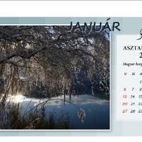Magyar Horgászblogok Naptára - 2013