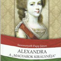 Új könyv Alexandra Pavlovnáról