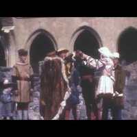 Visegrádi Palotajátékok 1985
