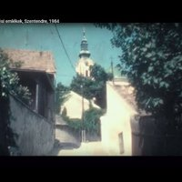 Délszláv építési emlékek, Szentendre, 1984
