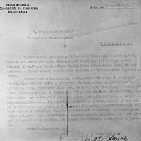 Új telepesek Ürömön - 1946