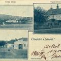 Üröm 1945 előtti képeslapokon