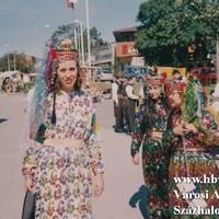 A Summerfest Nemzetközi Folklórfesztivál és Népművészeti Vásár története régi képeken
