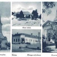Az ürömi általános iskola története