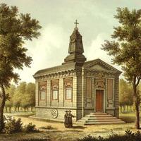 Alexandra Pavlovna sírkápolnája