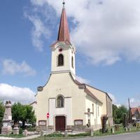 Az ürömi római katolikus templom