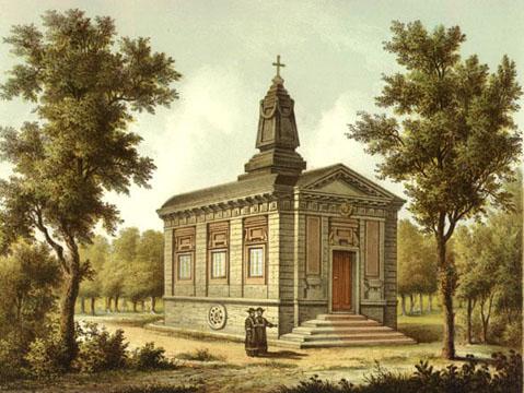 A ürömi provoszláv sírkápolna 1803-ban - metszet_1.jpg