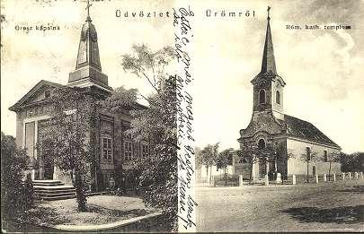 Képeslap - 1926-ban postázva - eleje.jpg
