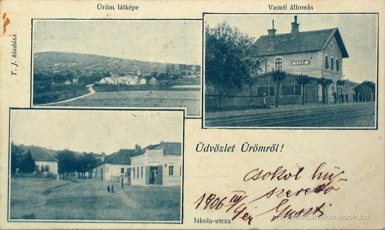régi ürömi képeslap 1900 körül.jpg