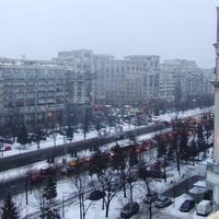 Bukaresti séták - néhány kép
