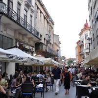Lipscani, az Óváros