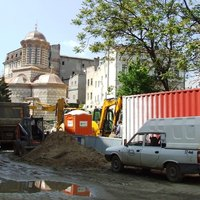 Bukarest óvárosa