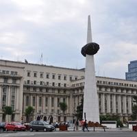 Bukaresti séták - a város szíve