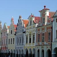 Dél-Csehország tájain