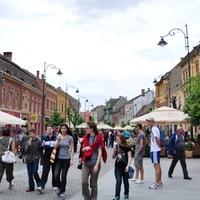 Romániai kiruccanások - Nagyszeben